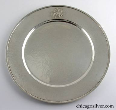 Clemens Friedell silver plate