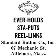 Standard Button Co. jewelry mark