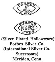 Forbes Silver Co. silver mark